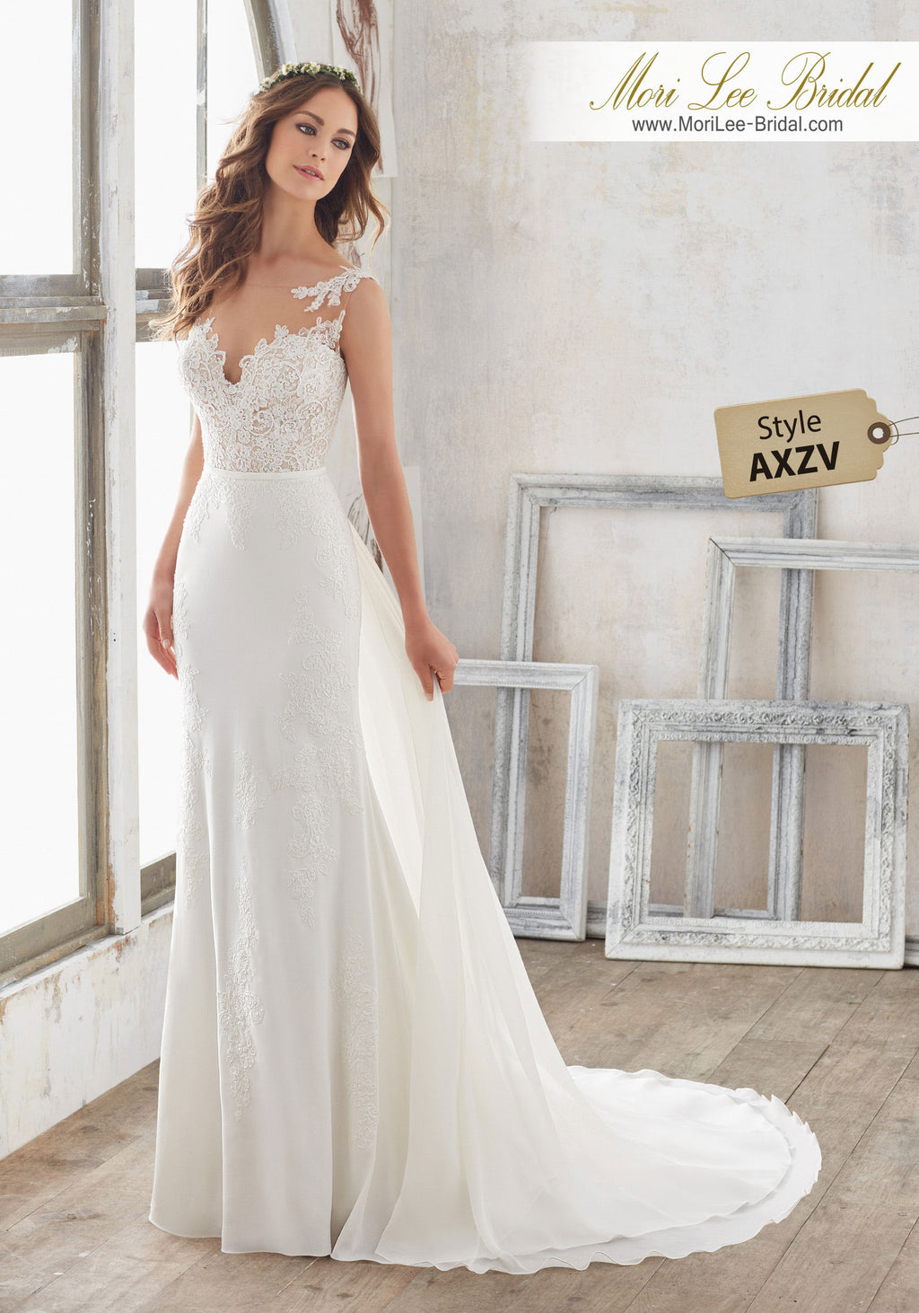 AXZV - Mori Lee Bridal