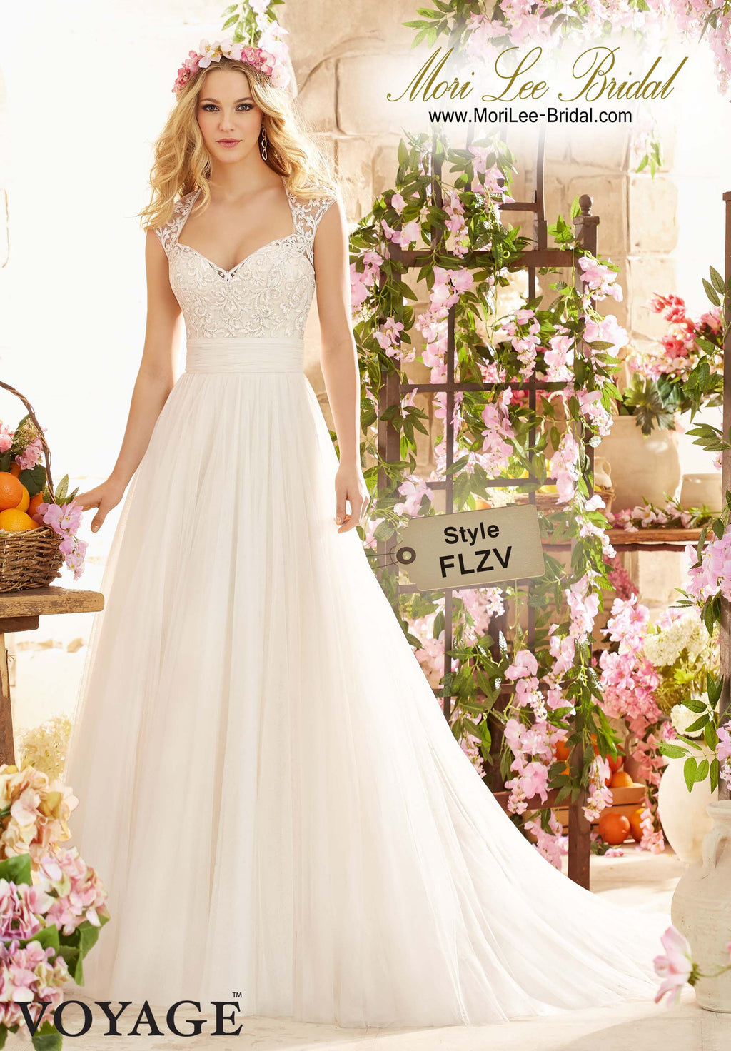 FLZV - Mori Lee Bridal