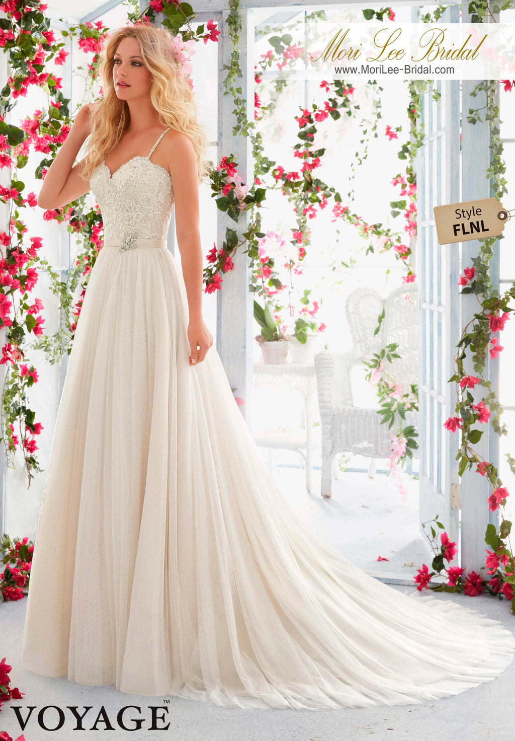 FLNL - Mori Lee Bridal