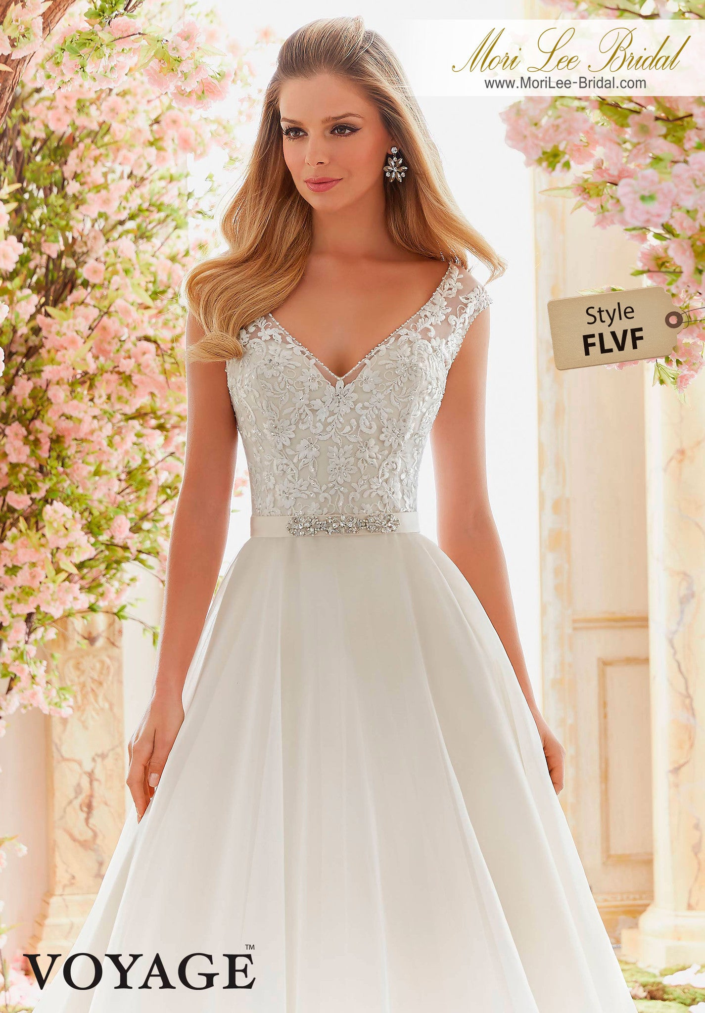 FLVF - Mori Lee Bridal