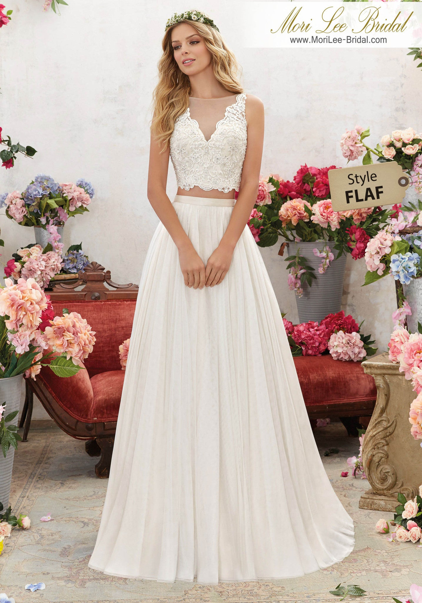 FLAF - Mori Lee Bridal