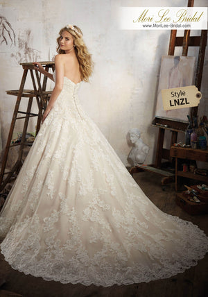 LNZL - Mori Lee Bridal