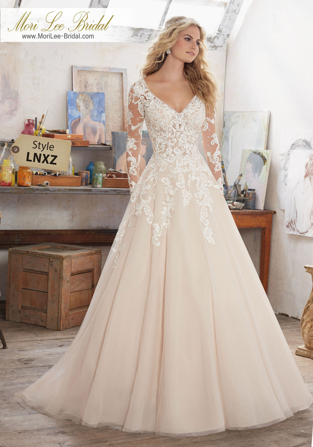 LNXZ - Mori Lee Bridal