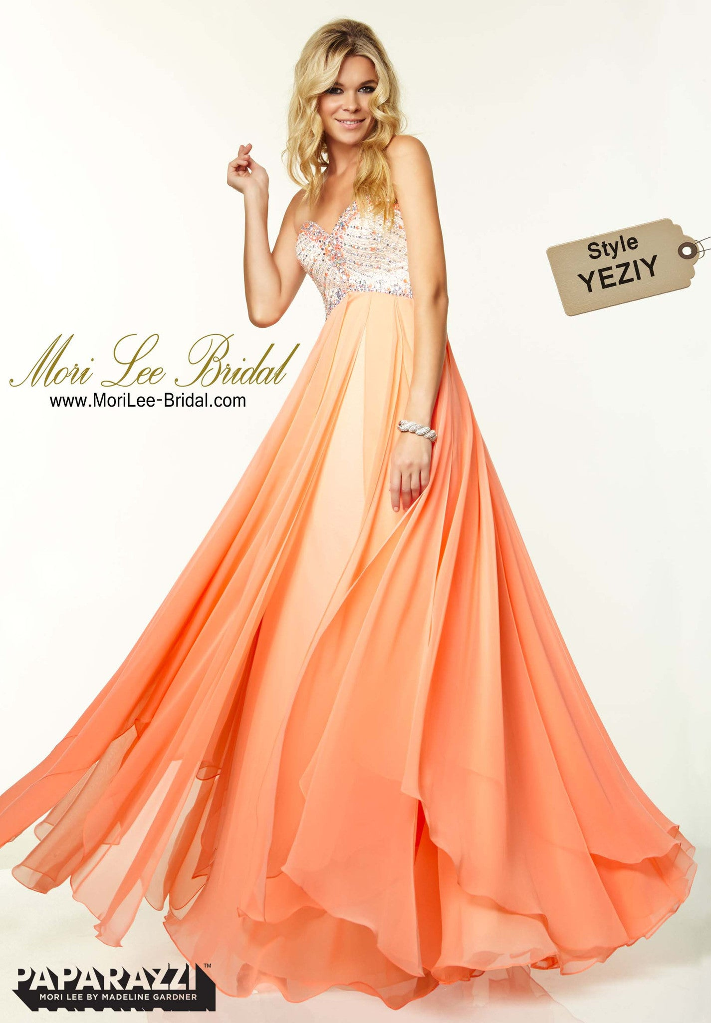 YEZIY* - Mori Lee Bridal