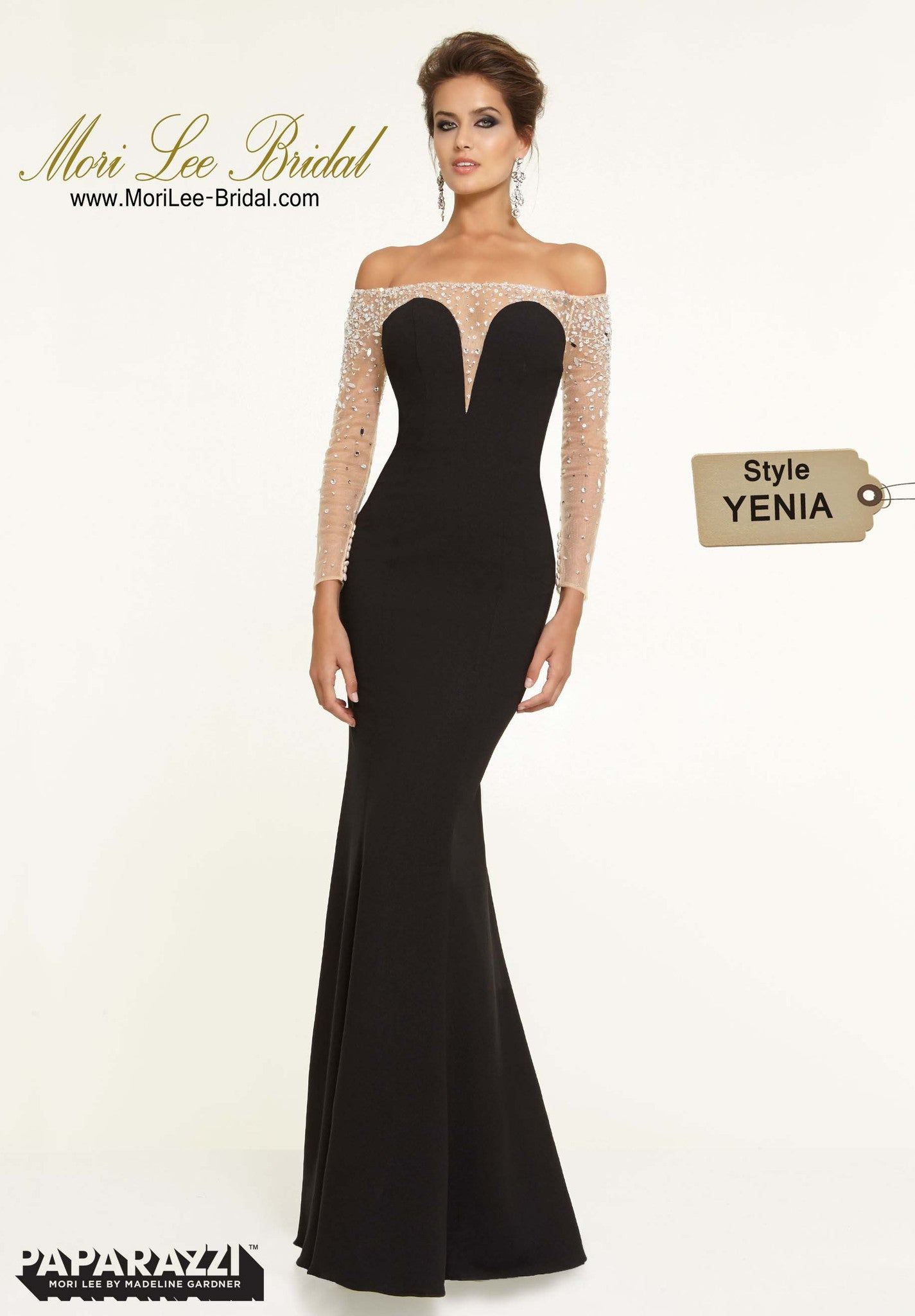 YENIA* - Mori Lee Bridal