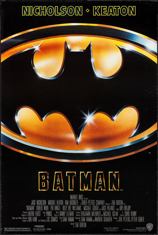 Batman Original Movie Poster