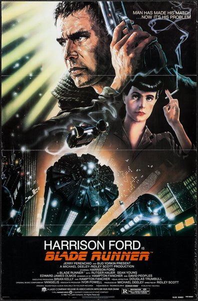 Blade Runner Original Movie Poster