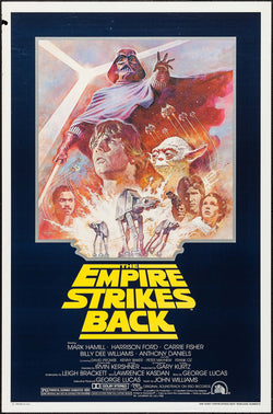 The Empire Strikes Back Original Movie Poster