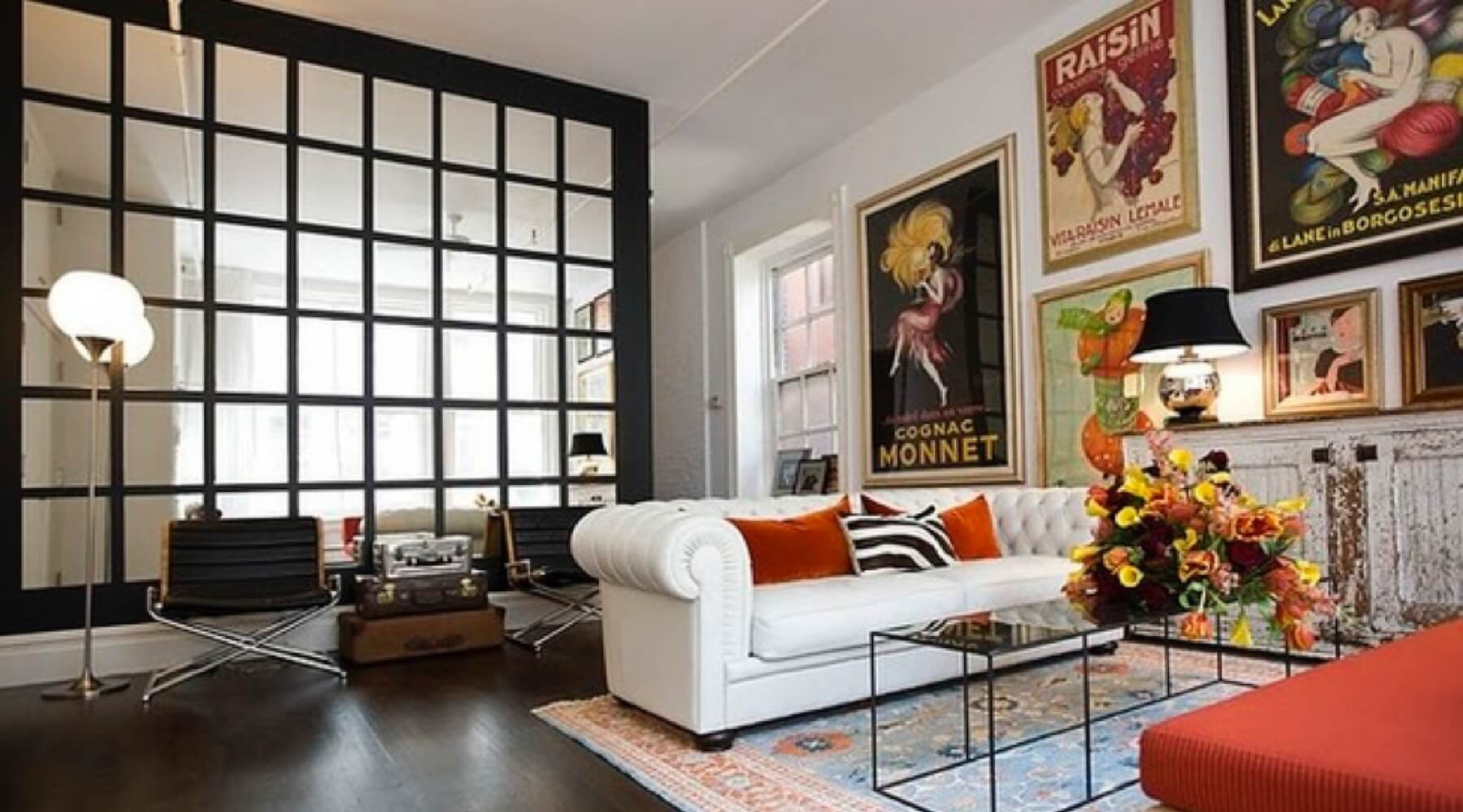 HOW TO REINVENT YOUR LIVING ROOM