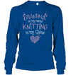 Grandma is My Name Knitting is My Game