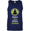 Inhale Love Exhale Gratitude