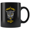 11oz Mug (Black) - The Night King