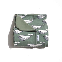 Whale - Olive
