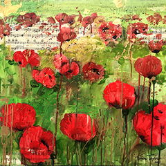 Red Poppies Sheet Music