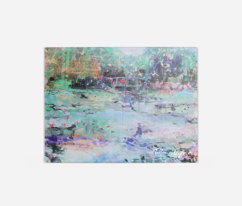 Giverny Cutting Board