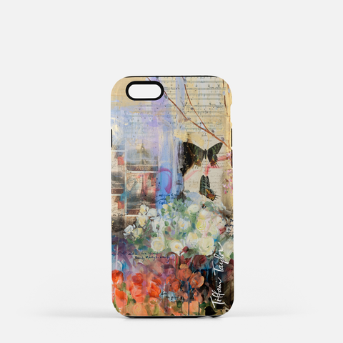 Beauty And Light Phone Case