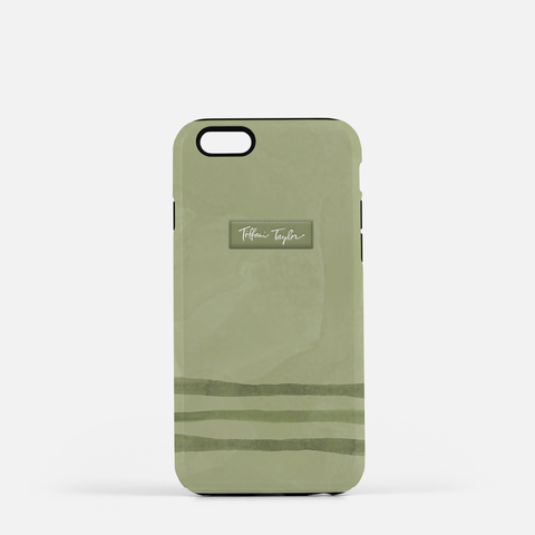Bees Green Phone Case