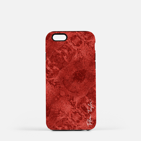 Red Poppy Red Phone Case