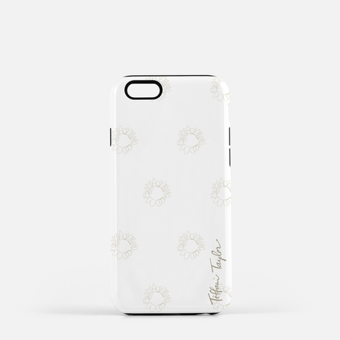 Sunflower Flower Phone Case