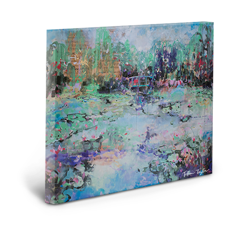 Giverny Gallery Wrapped Canvas