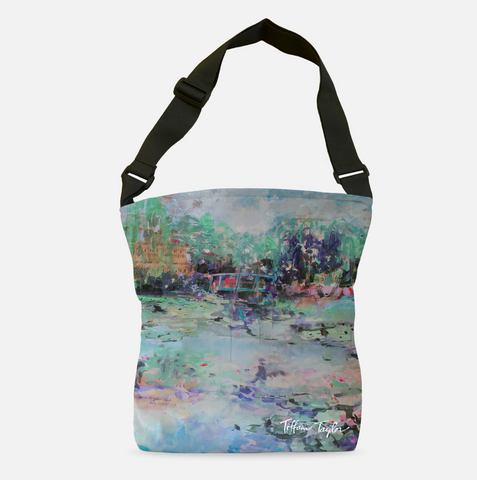 Giverny Tote Bag