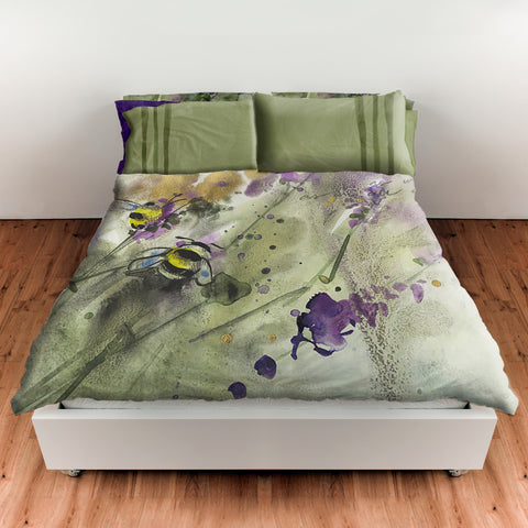Bees Collection Bedding Duvet