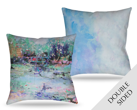 Giverny Pillow