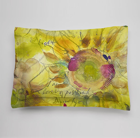Sunflower Collection Bedding Sham