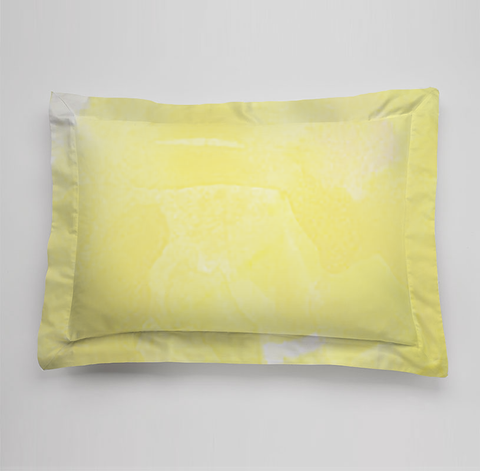Sunflower Collection Bedding Sham - Yellow