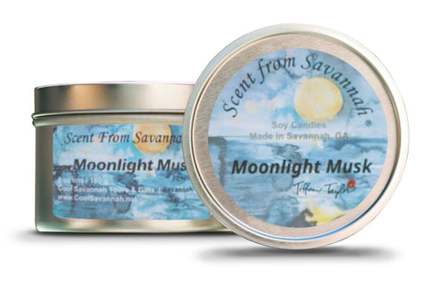 Moonlight Musk Candle