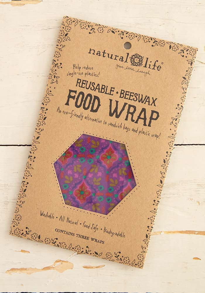 Beeswax Wrap Set Hot Pink