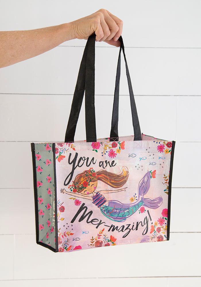 You are Mer-mazing Large Recycled Gift Bag