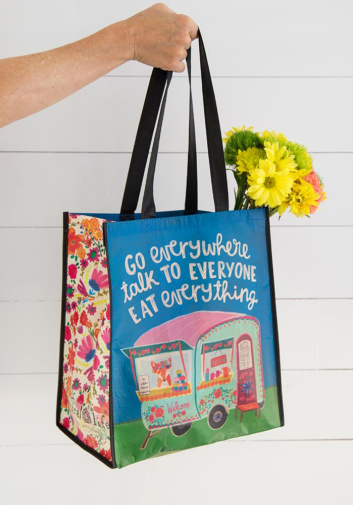 Grocery Tote Go Everywhere Truck