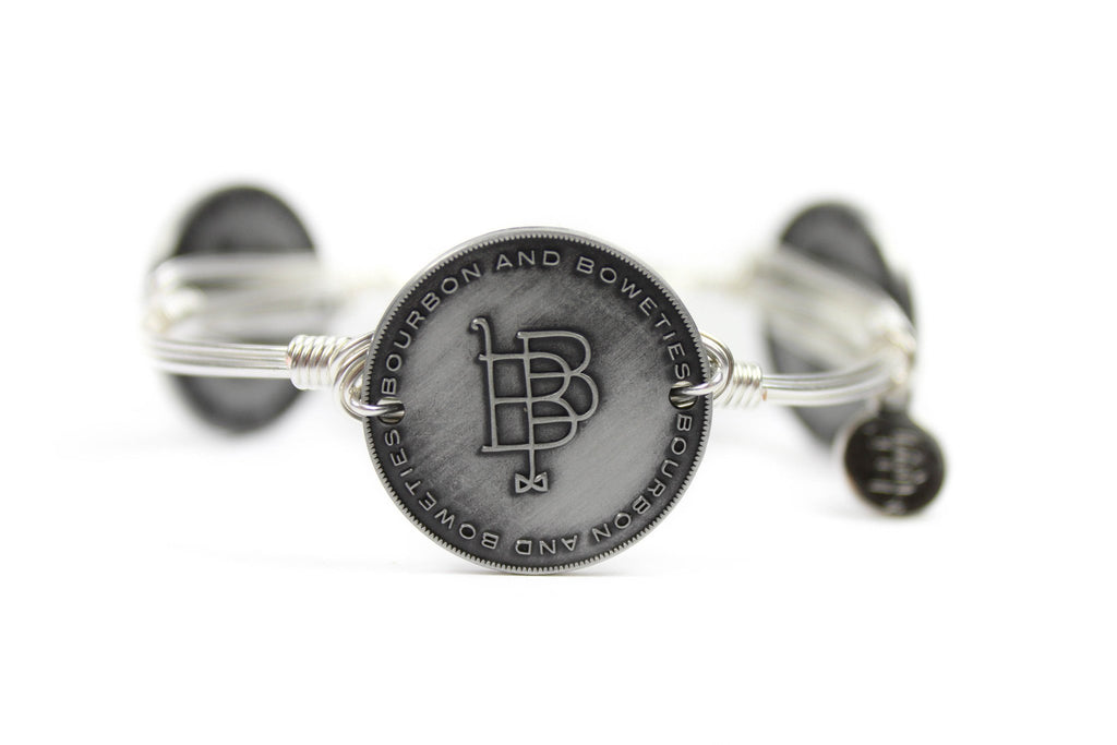 The Signature Coin Bangle Bracelet