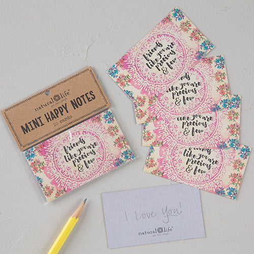 """Friends Like You"" Mini Happy Notes"