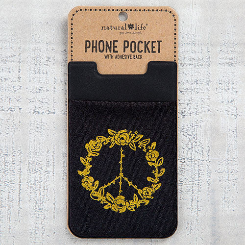 Peace Phone Pocket