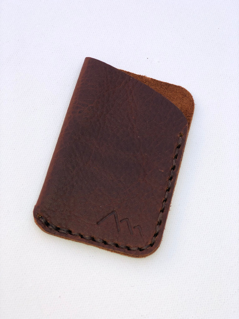 Alpine Leather Pikes Wallet