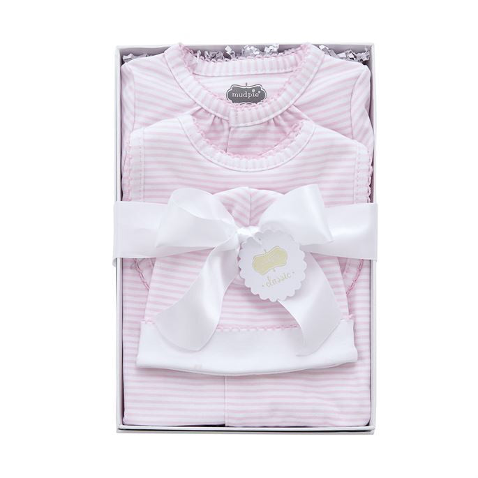 Pink Layette Gift Set