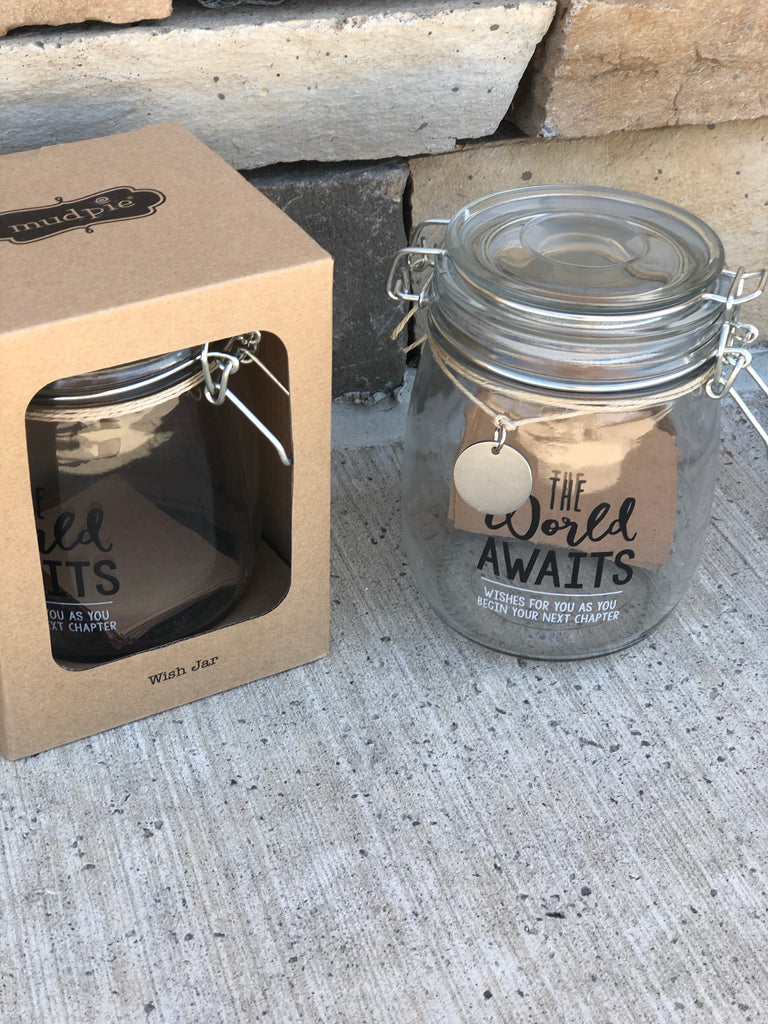 Graduation Sentiment Jar