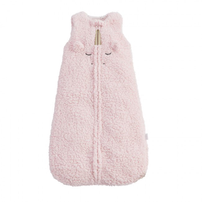 Unicorn Sherpa Sleep Sack