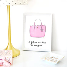 Load image into Gallery viewer, Pink Purse