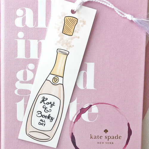 Rose all Day Bookmark