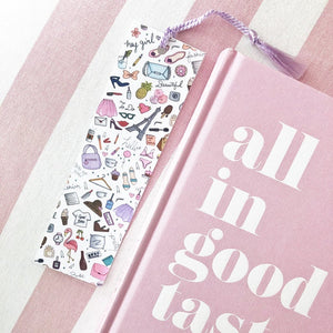 Fashion Bookmark