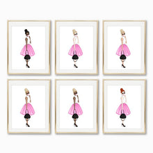 Load image into Gallery viewer, Pink Tulle Skirt