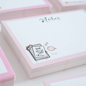 Girl, you've got this! flat notecards