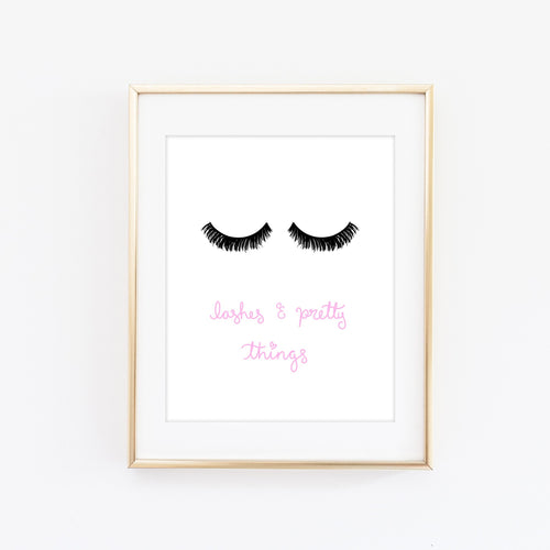 Lashes and Pretty Things