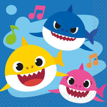 Baby Shark Party Supplies Now Available!