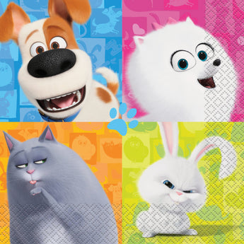 Secret Life of Pets 2 - In Theaters June 7th!