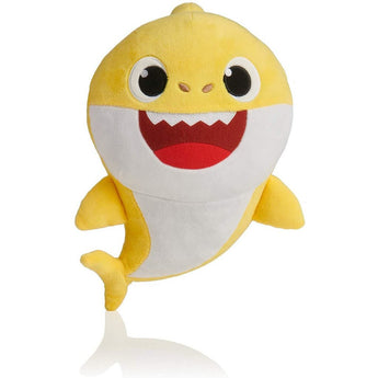 Baby Shark Plush Singing Doll