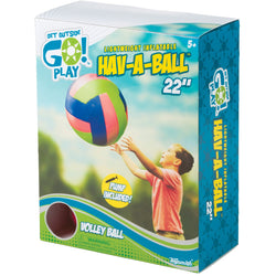 Hav-A-Ball Volleyball 22'' (6)